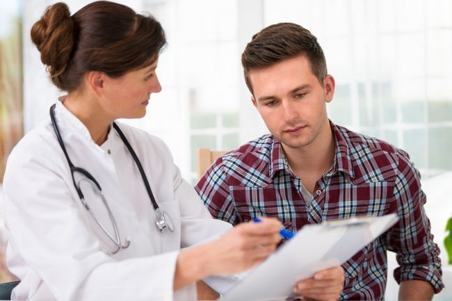 диагностика кожных высыпаний на головке полового органа у мужчин - залог успешного лечения.