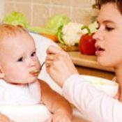Рациональное питание детей до года