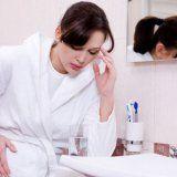 Ранние симптомы внематочной беременности
