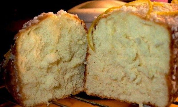 Рецепт кекса в хлебопечке