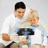 Рентген зубов маленьким детям