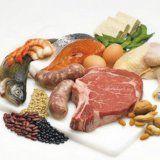 Większość pokarmy bogate w białko