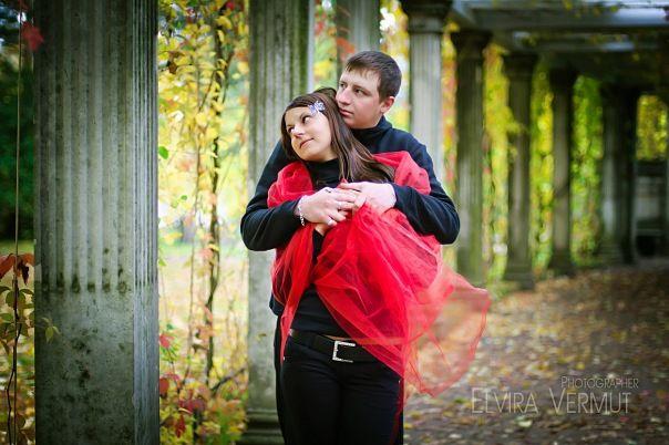 Счастливая пара - Алена и Сергей