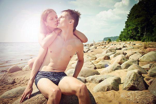 Счастливая пара - Мария и Алексей