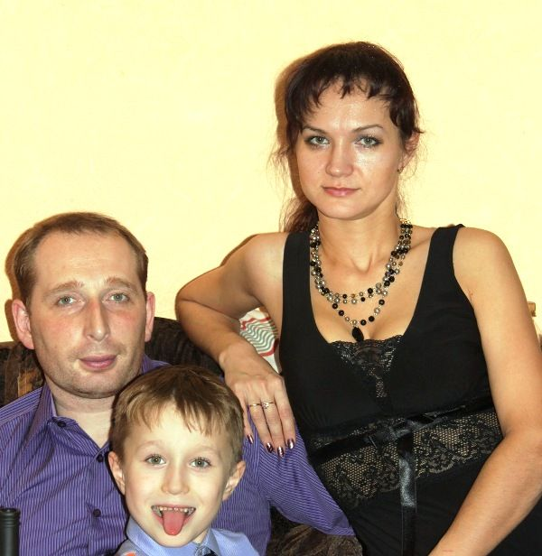 Счастливая пара - Олеся и Сергей
