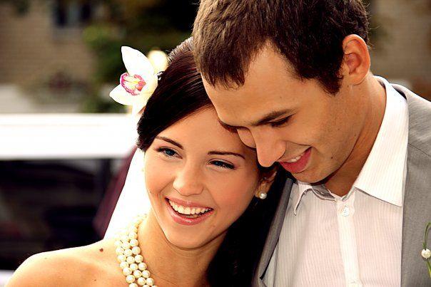 Счастливая пара - Татьяна и Павел