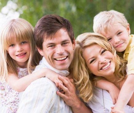 Счастливая женщина – счастливая семья