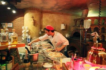 Секреты приготовления пиццы в домашних условиях