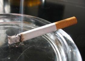 У курильщиков происходит