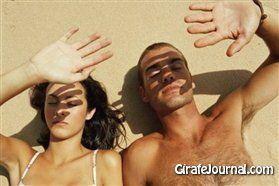 Симптомы аллергии на солнце
