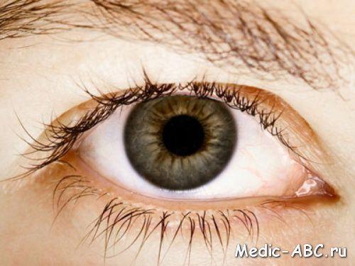 Симптомы глазное давление