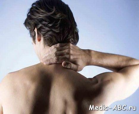 Симптомы хондроза