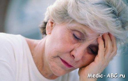 Симптомы инсульта у женщин