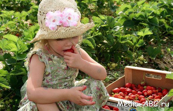 Симптомы пищевого отравления у детей