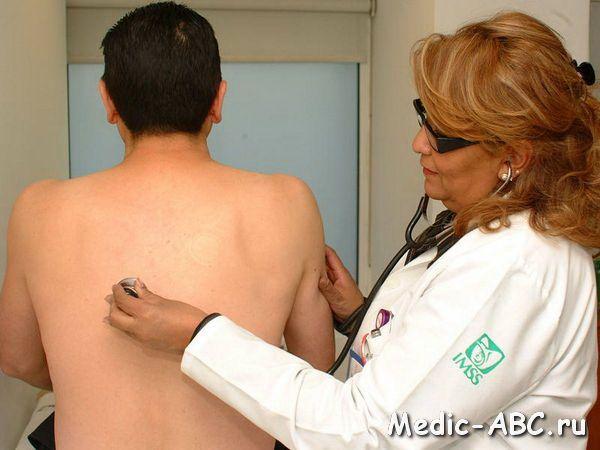Симптомы туберкулеза легких