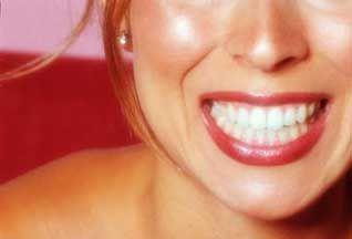 Сверкающие зубы
