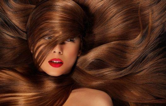 Смывка волос в домашних условиях