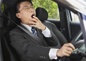 Сонливость за рулем автомобиля