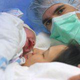 Совместные роды и появление ребенка