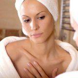 Способы ухода за кожей шеи