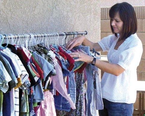 Средства экономии при покупке детских вещей