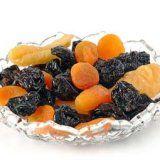 Сушеные фрукты для здоровья человека