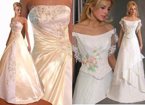 Свадебные платья: какое выбрать?