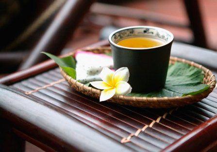 Właściwości żółtej herbaty