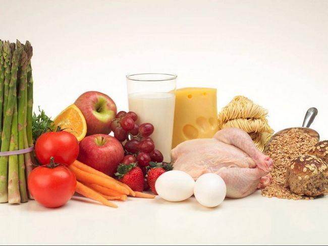 Теория вкусных сочетаний продуктов