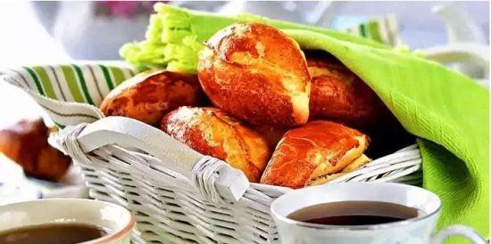 Тесто для булочек с сухими дрожжами