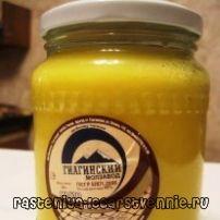 Топленое масло - польза и вред, рецепт приготовления