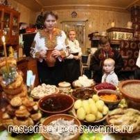 Традиционные блюда на рождество - рецепты
