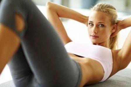 Тренировки в домашних условиях для женщин