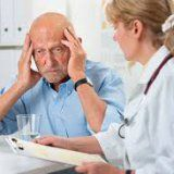 Три стадии болезни Альцгеймера
