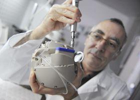 Ученые создали искусственное сердце
