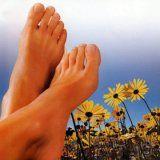 Уход за ногами и стопами летом