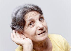 Ухудшение слуха приводит к его полной утрате