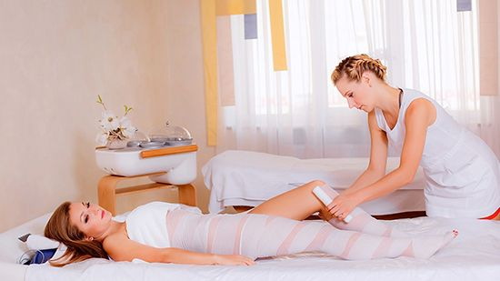 Уксусное обертывание в домашних условиях: способ для похудения, для уменьшения целлюлита