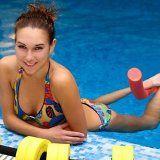 Упражнения в воде для укрепления мышц