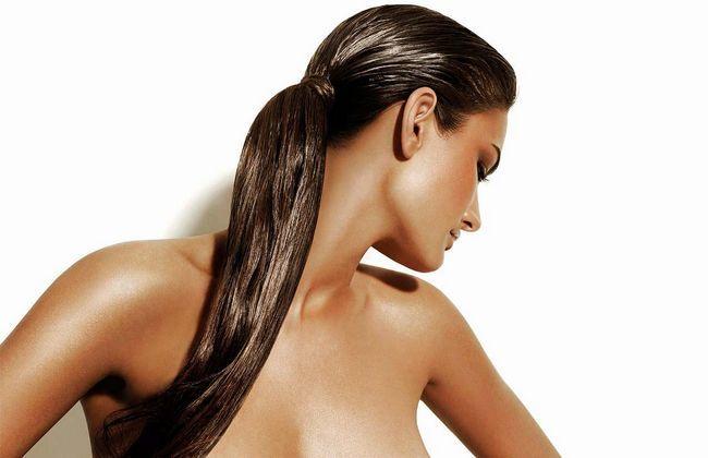 Увлажнение волос в домашних условиях