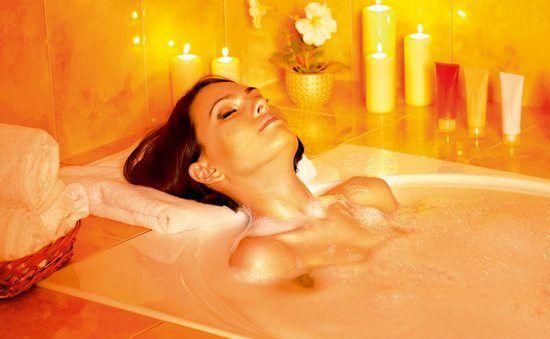 Как действует содовая ванна?