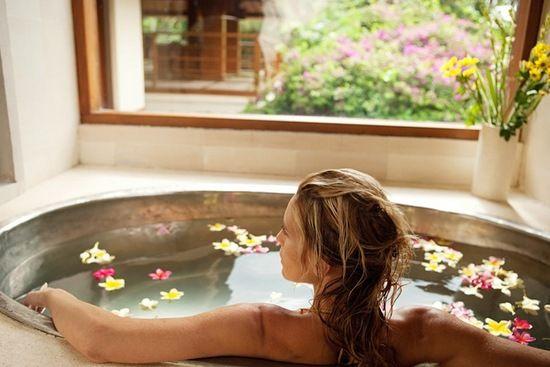 Как правильно принимать содовые ванны?
