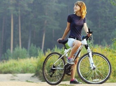 Велосипед и похудение. Правила езды на велосипеде