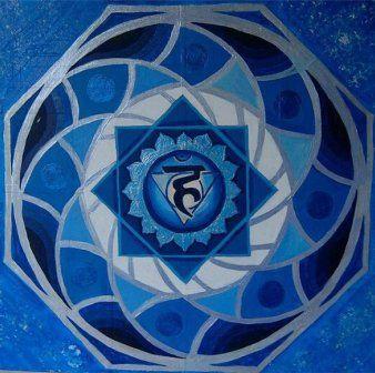Vishuddha - чакра на съзнанието и себеизразяване