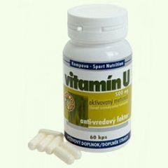 Витамин U в капсулах