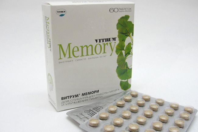 Витрум Мемори: отзывы о препарате. Витрум Мемори: инструкция по применению