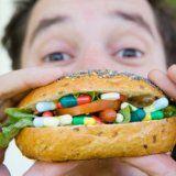 Влияние еды на различные препараты