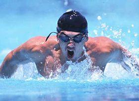 Вода в бассейне разрушает зубы