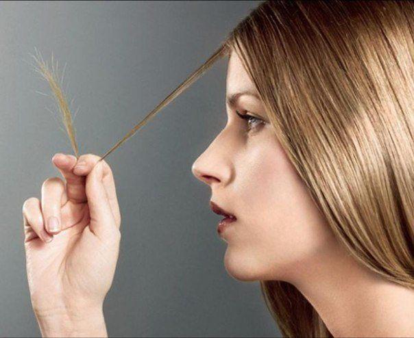 Волосы секутся: что делать?