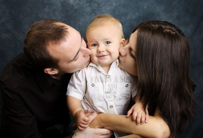Воспитание приёмного ребёнка